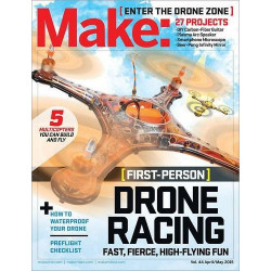 MAKE: TECHNOLOGY ON YOUR TIME VOLUME 44