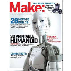 MAKE: TECHNOLOGY ON YOUR TIME VOLUME 45