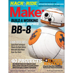 MAKE: TECHNOLOGY ON YOUR TIME VOLUME 46