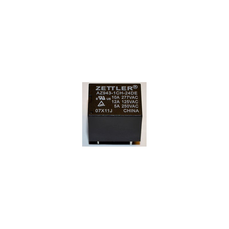 POWER RELAY, AZ942H-1C-18DT, SPDT 18V 12A