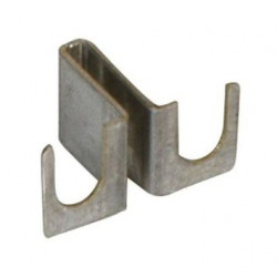 TERMINAL BLOCK BARRIER JUMPER 14-22AWG 5/PKG