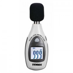 TOOL, MINI SOUND LEVEL METER 72-935