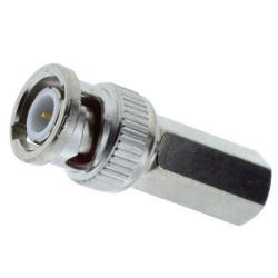 BNC TWIST ON FOR RG59/6 SLF-5058B