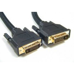 DVI - DVI CABLE M/M 5M, 15FT