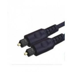 AUDIO CABLE, OPTICAL(TOSLINK), 1M