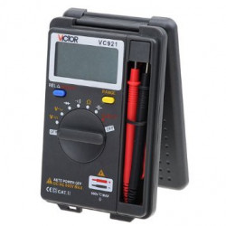 DIGITAL MULTIMETER VC921 POCKET SIZE