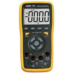 DIGITAL AUTO RANGE MULTIMETER VC-70A