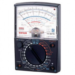 ANALOG MULTIMETER SANWA YX-361TR JAPAN