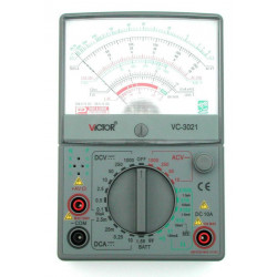 ANALOG MULTIMETER VC3021