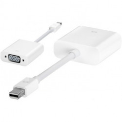 MINI DISPLAYPORT TO VGA CABLE ADAPTER