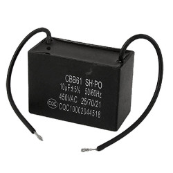 FAN CAP, 450VAC, 4.5UF 5%