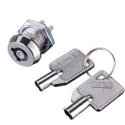 KEY SWITCH 1-P 2POSITION ON-ON IG-103