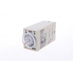 TIMER RELAY 60M 110VAC H3Y-2