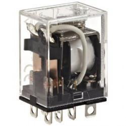 RELAY DPDT 12VDC 5A, AHN22012