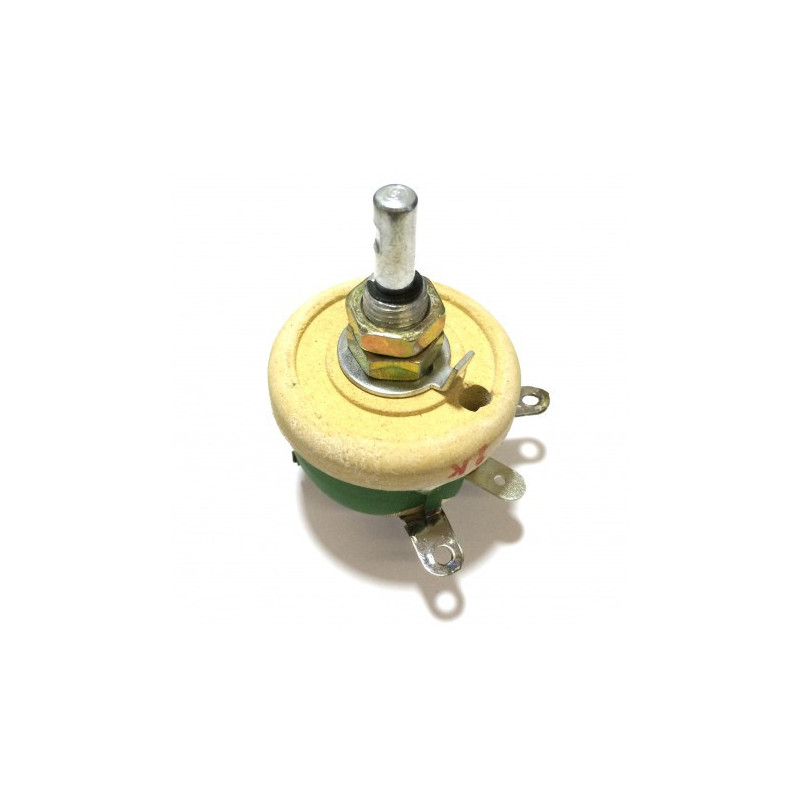 POTENTIOMETER 25W 50OHM WIRE WOUND