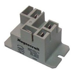 RELAY,HIGH POWER,120VAC COIL,SPST,30A
