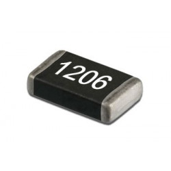 RESISTORS SMD 1K 5% 1206 20PCS