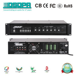POWER AMPLIFIER ABK-60W PA SYSTEM PA2006PIV