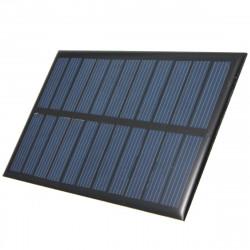 SOLAR PANEL 7V 65mA 0.44W 55X110MM