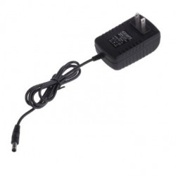 POWER ADAPTER, AC/DC, SWITCH, 9V, 2A, (+) W/2.5MM