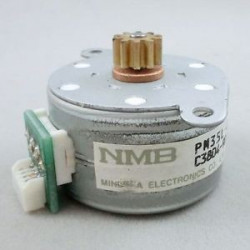 STEPPER MOTOR, PM35L-048-HPH7