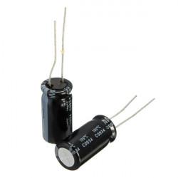 ELECTROLYTIC CAP 16V 820UF PKG/5PCS