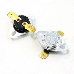 THERMAL CUTOFF 250V 10A 75C NC