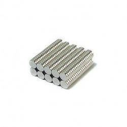 MAGNET DISC NEODYMIUM D25x2MM