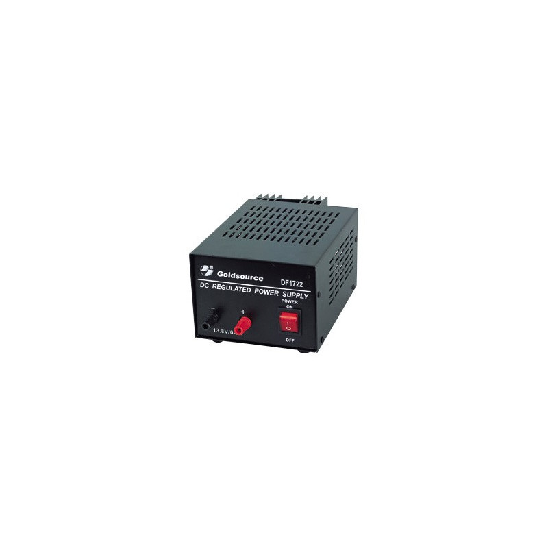 POWER SUPPLY 13.8VDC 5-7A