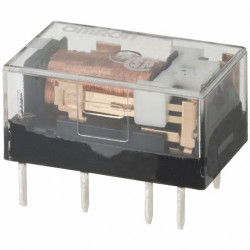 RELAY, OMRON, G5A-237P, 5VDC, 1A, DPDT