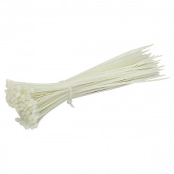 CABLE TIE, GT-250ST, 250X4.8MM, CLR, 100PCS