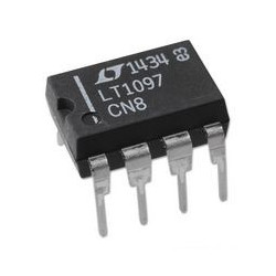 LT1097CN8, SINGLE OP-AMP, LOW POWER, 700KHZ