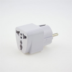 MULTI-PLUG EUROPEAN ADAPTOR