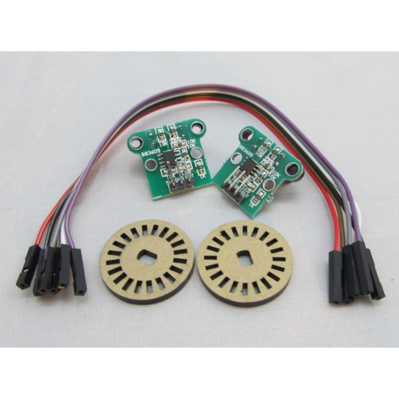 WHEEL ENCODER SET