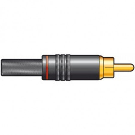RCA 8MM PLUG CONNECTOR BG-2288/8