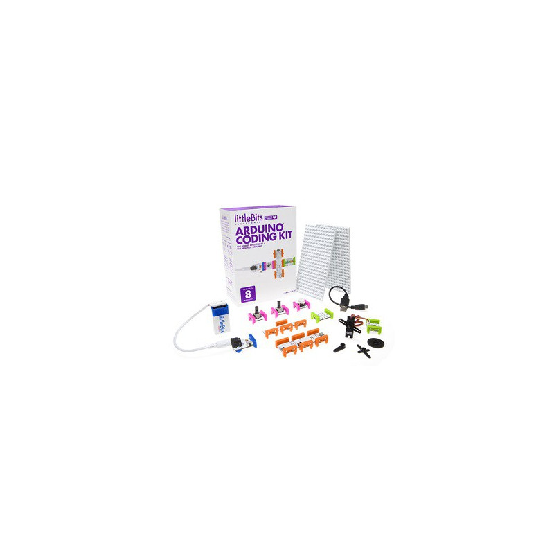 LITTLE BITS, ARDUINO CODING KIT