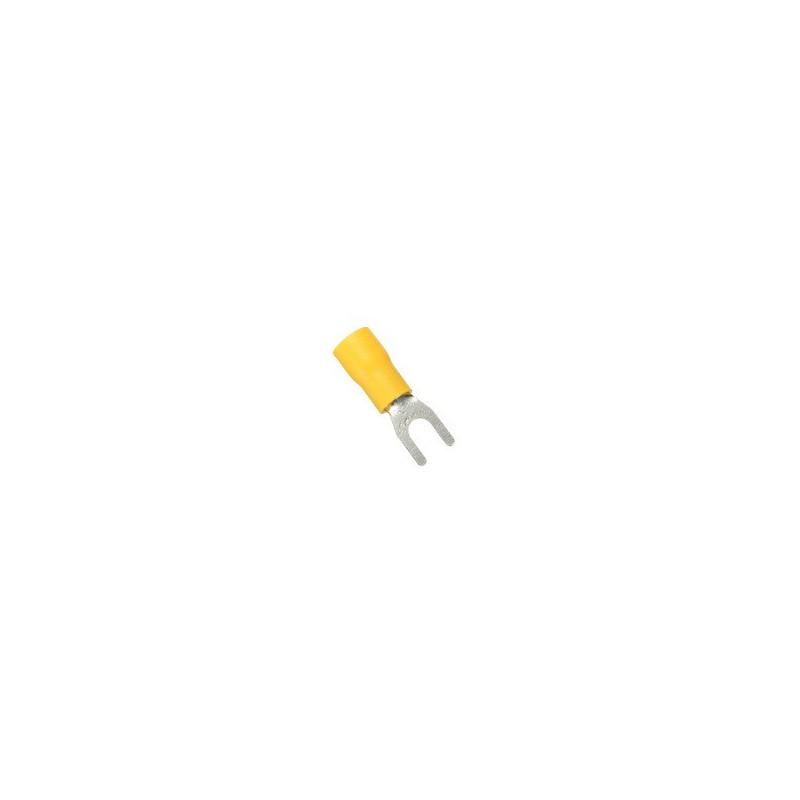 SPADE CONNECTOR SV5.5-5 10PCS