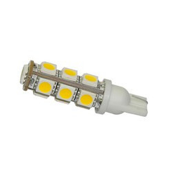 LED T10- 5050-13LED WARM WHITE