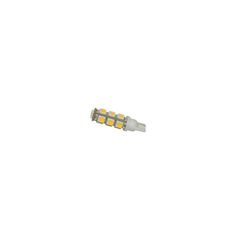 LED T10- 5050-13LED WARM WHITE