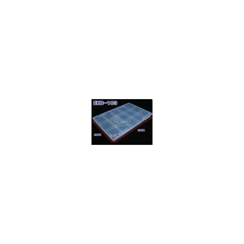 TOOL, TOOL BOX 15 SETCTION 200DX285WX23H EKB103