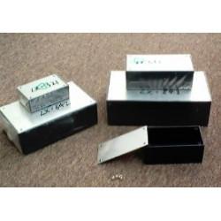 ENCLOSURE, PLASTIC BOX LX-321 82X27X52MM