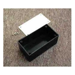 ENCLOSURE, PLASTIC BOX LX -422 101X40X52MM