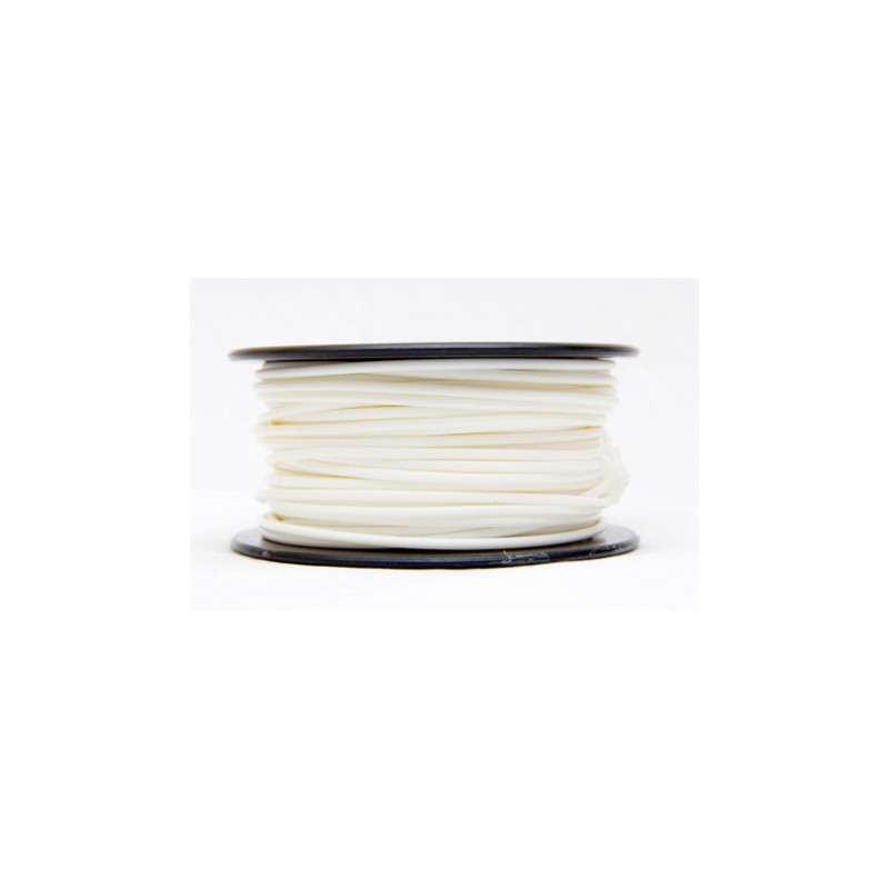 3D PRINTER FILAMENT PLA 1.75MM 0.5KG WHITE