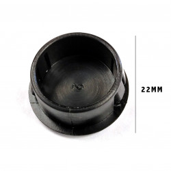 HOLE COVER 22x11mm HP-22 10/PKG
