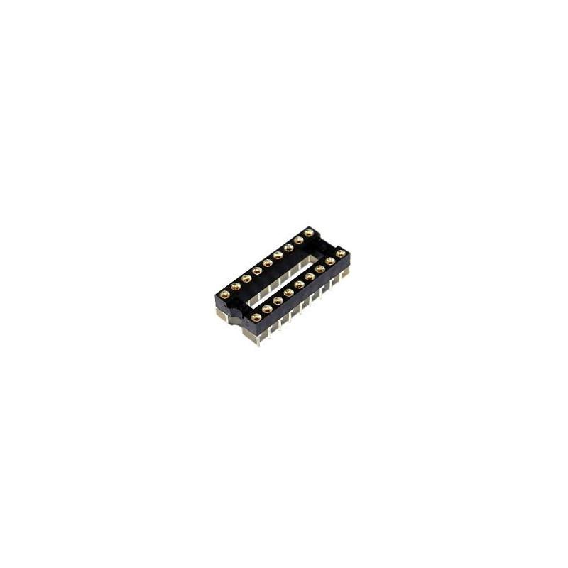 IC SOCKET 18-PIN MACHINE