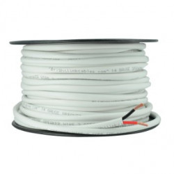 SPEAKER WIRE AWG14X2 FT4 - 100FT BOX