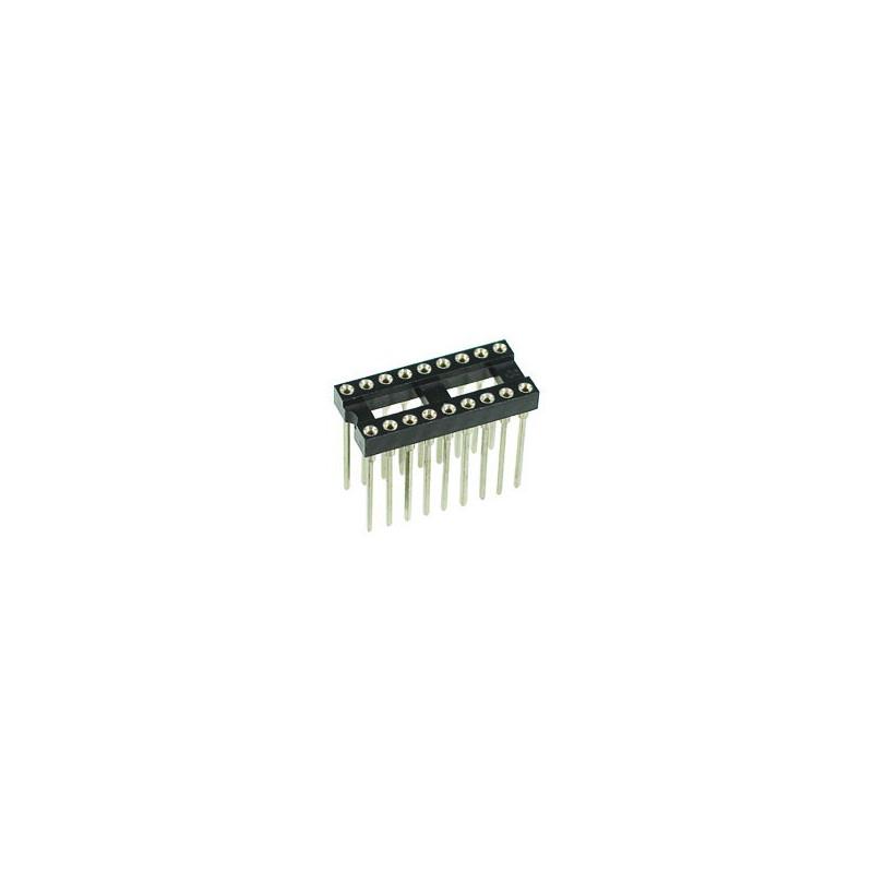 IC SOCKET 18-PIN WRAPPING