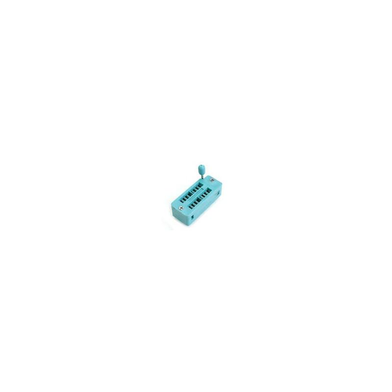 ZIF IC SOCKET 16-PIN