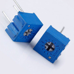 TRIMMER POTENTIOMETER 3362P 10K