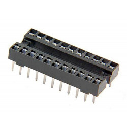 IC SOCKET 22-PIN 4PCS